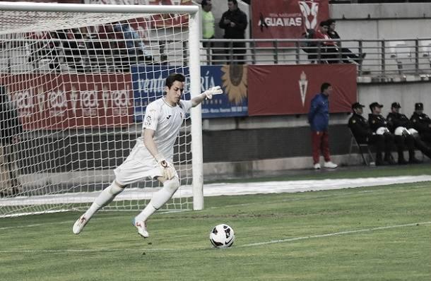 Javi Jiménez, ante su primer reto en Primera División