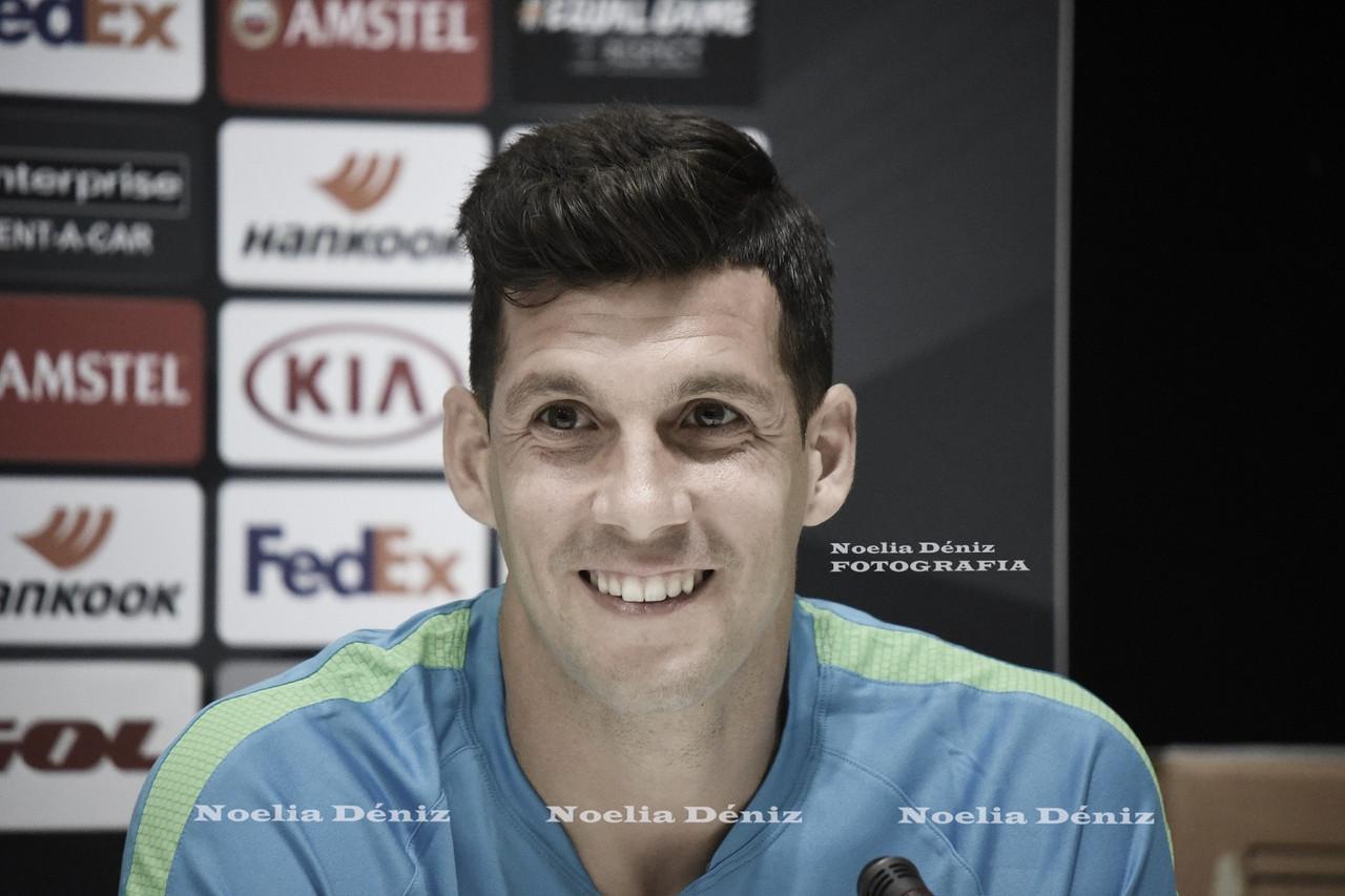 """Javi López: """"Ni en tres vidas podría devolver lo que me ha dado el Espanyol"""""""