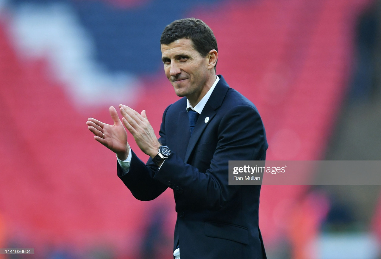 "Gracia ""proud"" of FA Cup achievements"