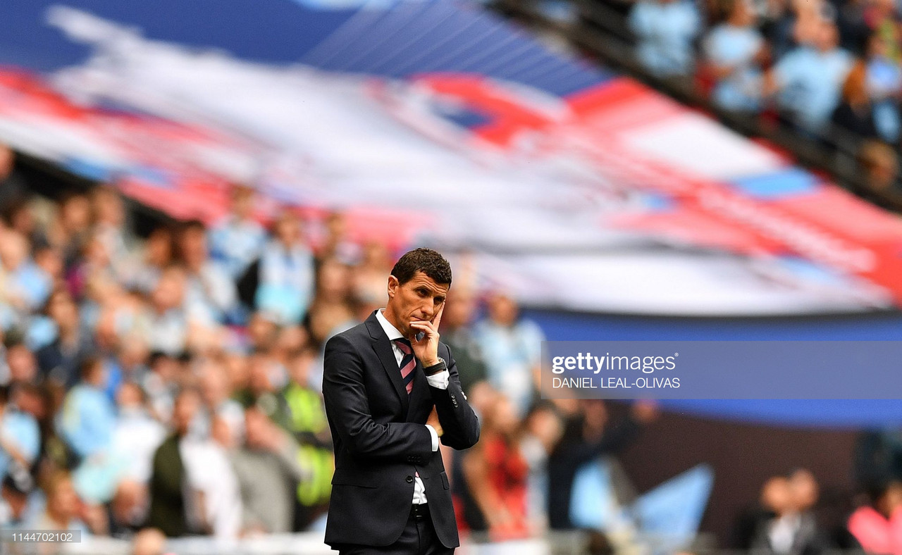Javi Gracia remains proud after humbling FA Cup final defeat