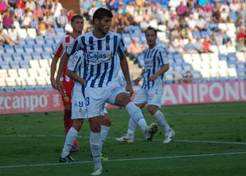 Javi Álamo traspasado al Real Zaragoza