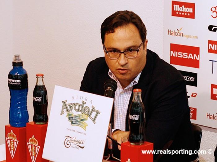 Fernández toma la presidencia del Sporting