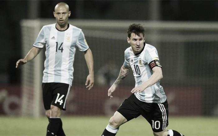 """Messi: """"Lo bien que nos trató la gente no nos soprendió"""""""