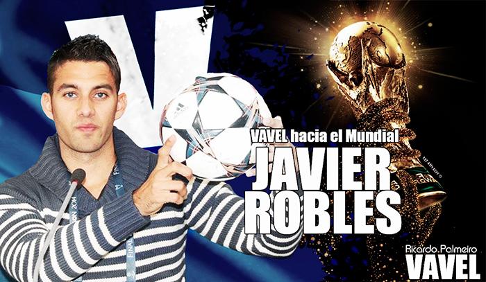 """VAVEL hacia el Mundial. Javier Robles: """"El Mundial es donde todos los que amamos la pelota quisimos estar"""""""