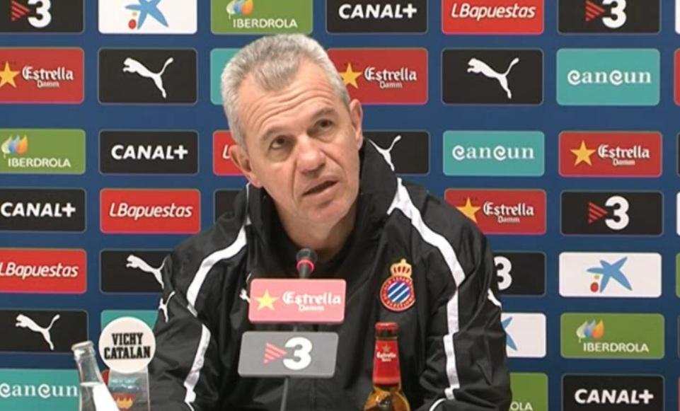"""Javier Aguirre: """"Espero ganar al Deportivo y cambiar la dinámica en casa"""""""
