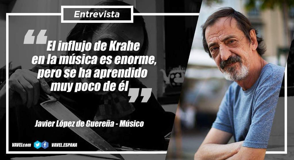 """Javier López de Guereña: """"El influjo de Krahe en la música es enorme, pero se ha aprendido muy poco de él"""""""