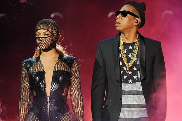 Beyoncé y Jay-Z publican el primer trailer de 'On The Run'