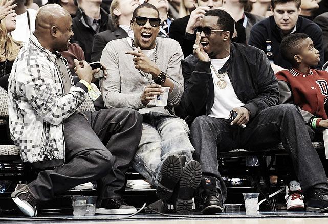 Jay-Z desembarca en el mundo NBA como representante