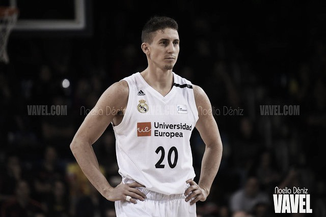 Jaycee Carroll decide renovar con el Real Madrid