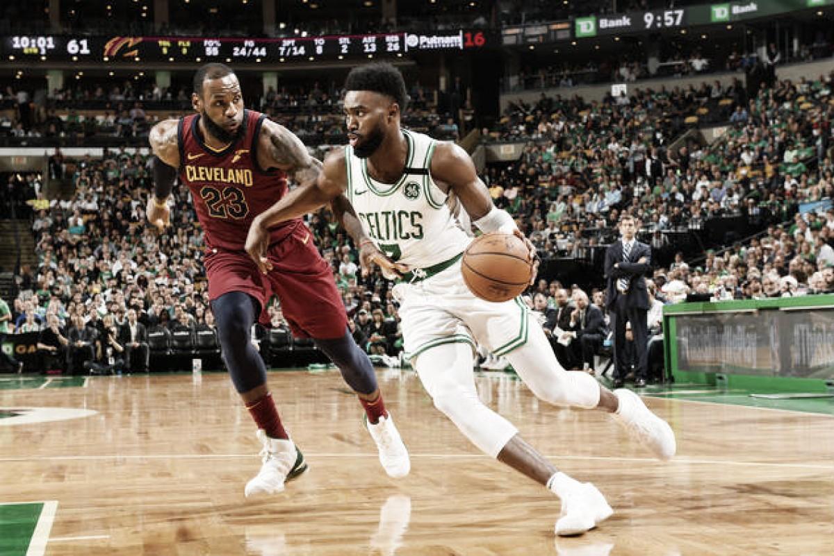 Resumen NBA: el mejor LeBron no puede con los Boston Celtics