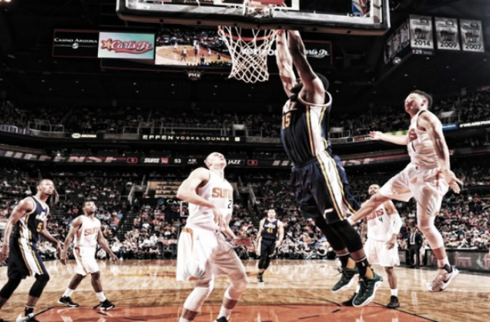 NBA: Utah a valanga con Phoenix, Memphis perde e ora rischia