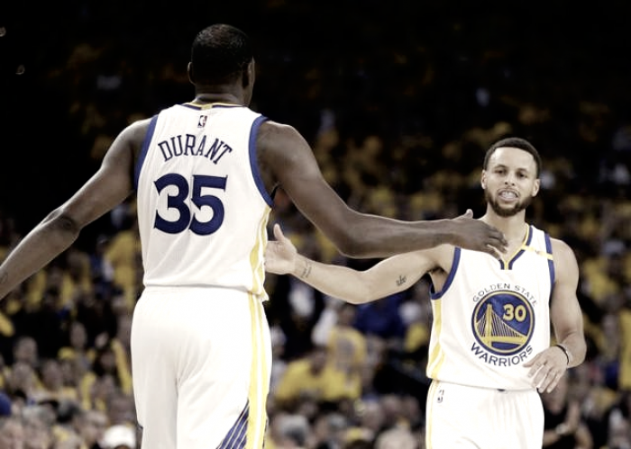 NBA PlayOffs - Golden State a un passo dallo sweep