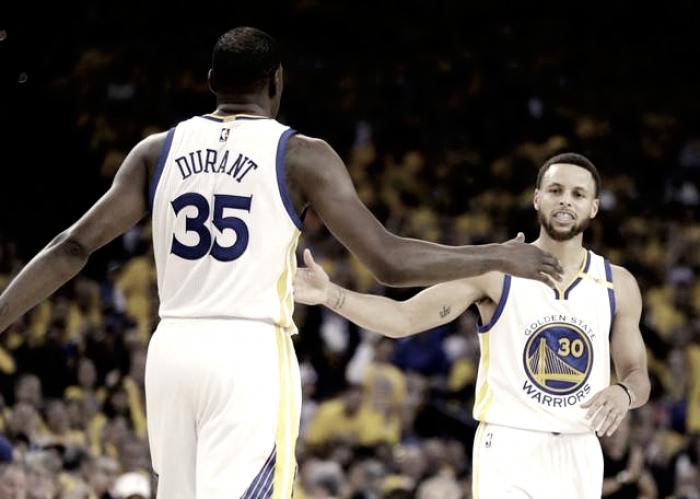 NBA Playoffs: Golden State è implacabile, Utah k.o anche in gara 2 (115-104)