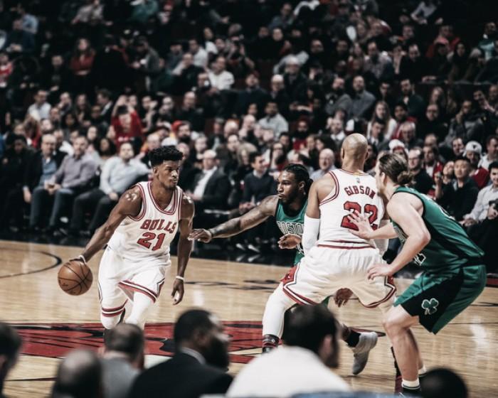 Nba, Chicago batte i Celtics in un finale controverso (104-103)