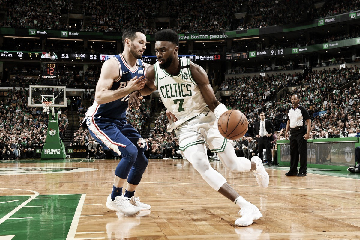 NBA playoffs, Boston clutch: Sixers eliminati in gara-5 (114-112)