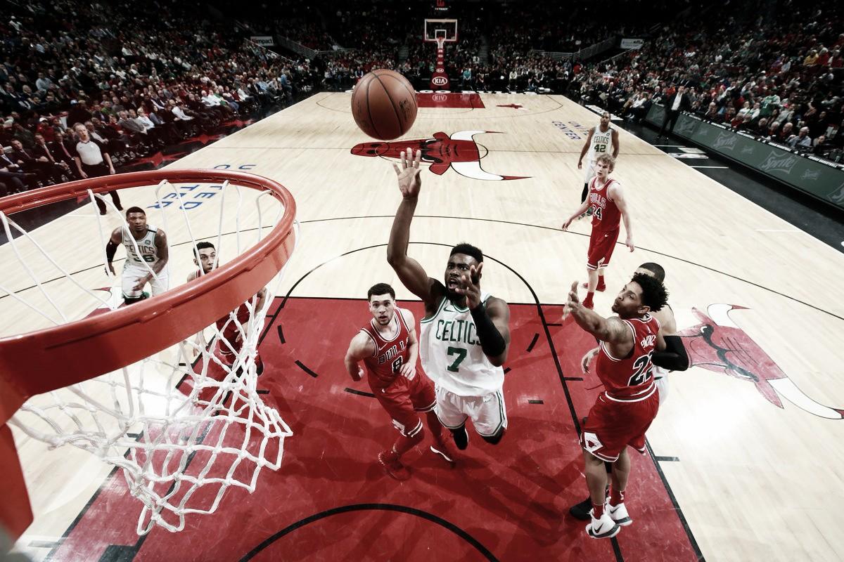 NBA, i Celtics annichiliscono Chicago. San Antonio si salva con i Grizzlies