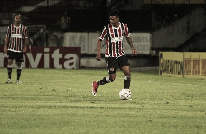 Sem Léo Lima e Bruno Paulo, Santa Cruz se prepara para encarar o Oeste