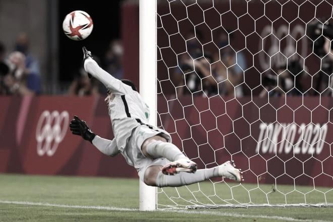 Brasil 0-0 México: la actual campeona olímpica avanza a la gran final del fútbol masculino