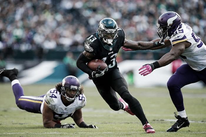 Jogo Philadelphia Eagles vs Minnesota Vikings ao vivo e online nos playoffs da NFL