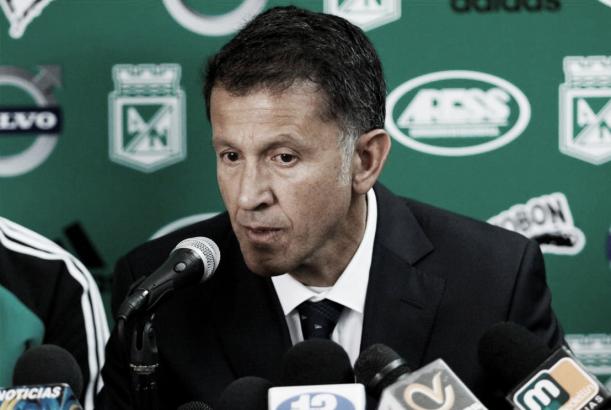 """Juan Carlos Osorio: """"Nunca me habían hecho tres goles en 16 minutos"""""""