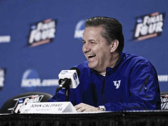 John Calipari says coaches should be held responsible by the NCAA