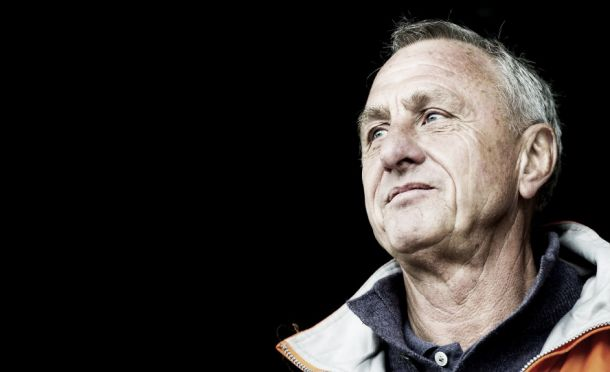 Dutch legend Johan Cruyff diagnosed with lung cancer