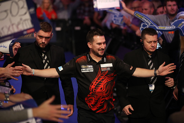 Darts: Premier League is a 'dream come true' for Jonny Clayton