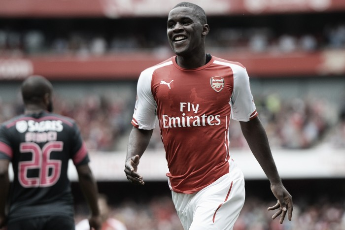 Joel Campbell joins Sporting Lisbon on loan
