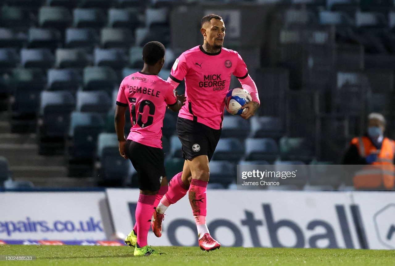 Gillingham 1-3 Peterborough: Posh breeze past Gills to go second