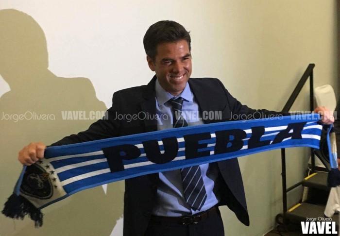 Rafael 'Chiquis' García es presentado