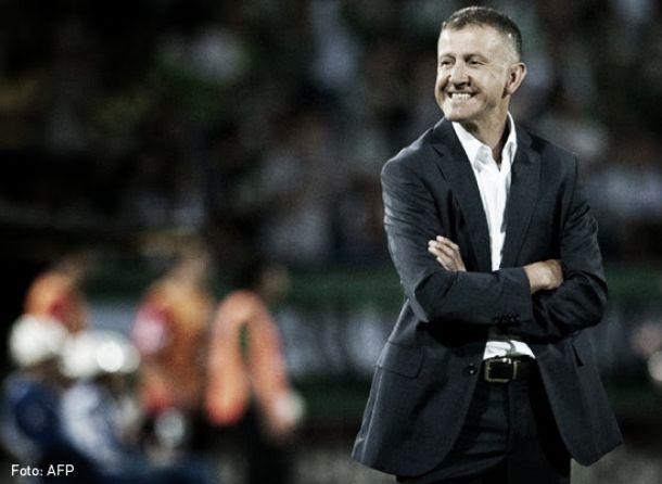 """Juan Carlos Osorio: """"Cada juego nos deja cosas para mejorar y analizar"""""""