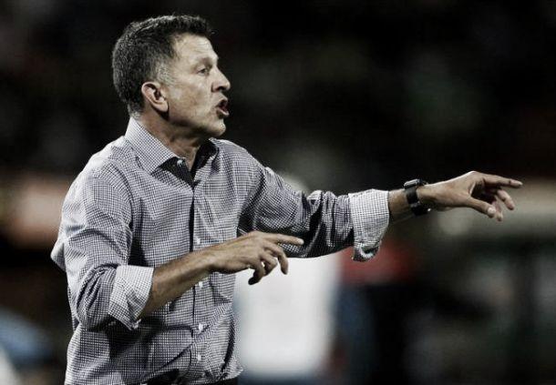 Juan Carlos Osorio: ''Estamos gratamente impresionados con Andrés, ha llegado fácil al grupo''