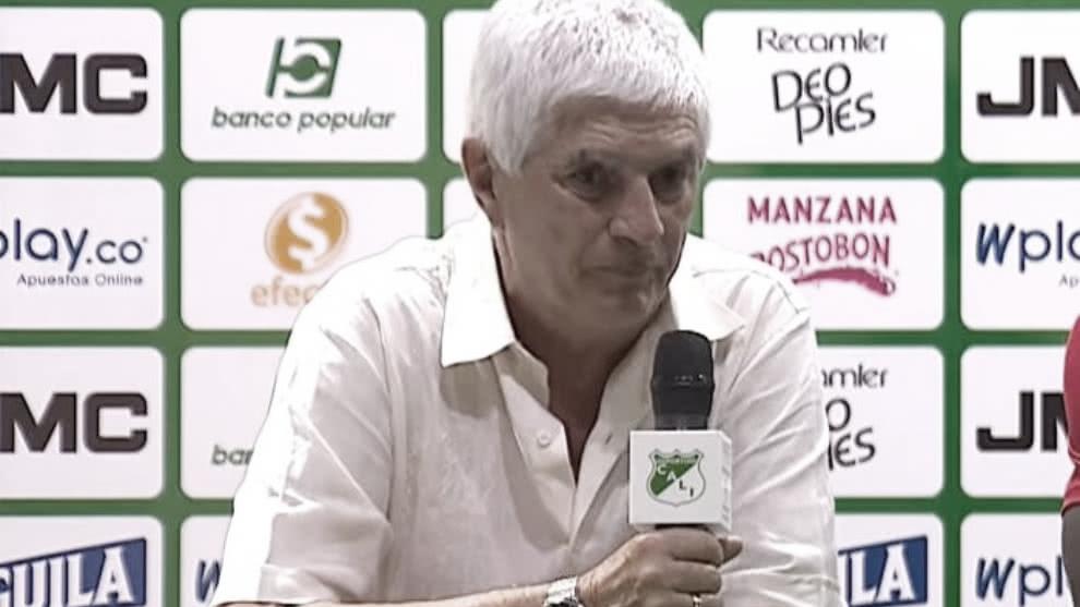 """Julio Comesaña: """"Me voy muy satisfecho"""""""