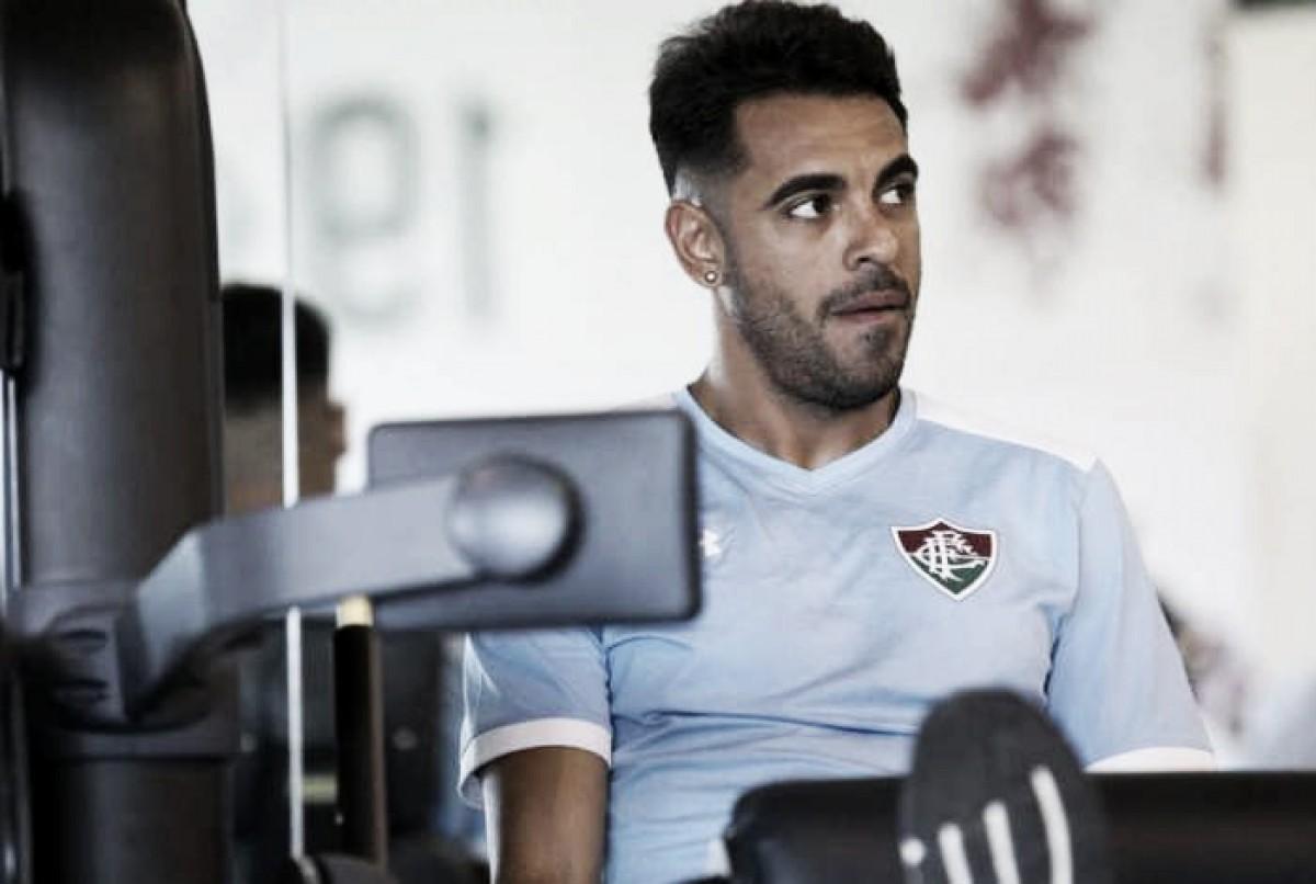 Junior Dutra se queixa após empate contra o São Paulo: ''Sentimento ruim''