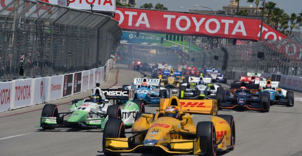 Indycar Toyota Grand Prix Of Long Beach Preview