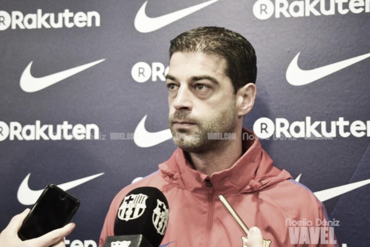 """Gerard López: """"Es una situación complicada y que tenemos que sacar nosotros"""""""