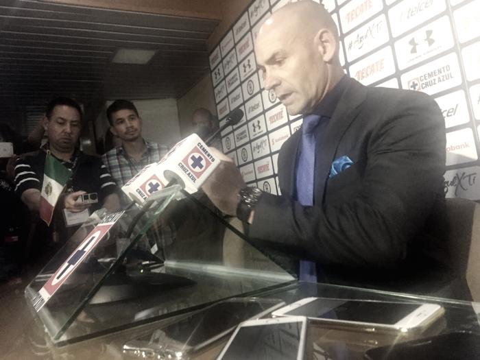 """Paco Jémez: """" Hoy me quedo con la capacidad de interpretar el partido"""""""