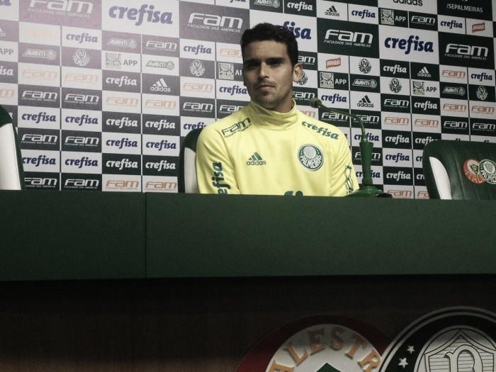 Jean pede apoio à torcida do Palmeiras para vencer dérbi contra Corinthians