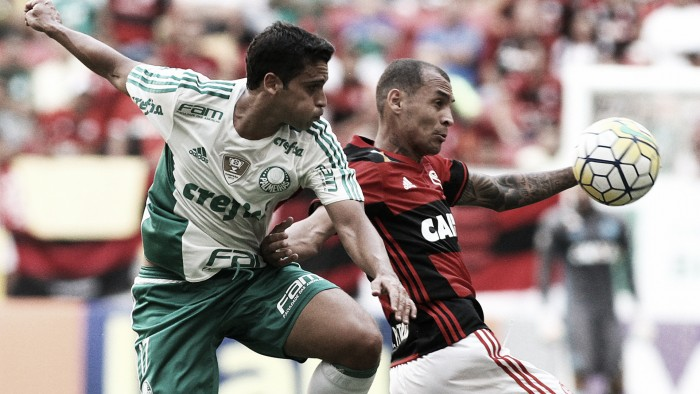 Em jogo decisivo, Palmeiras e Flamengo medem forças pela liderança do Brasileirão