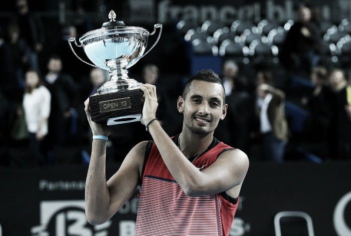 ATP Marseille: French stars, Nick Kyrgios confirmed to be in action