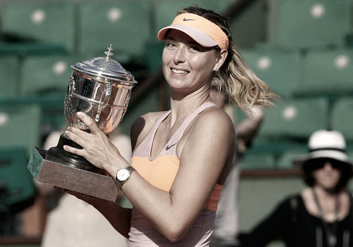 Maria Sharapova refused a wild card into the French Open