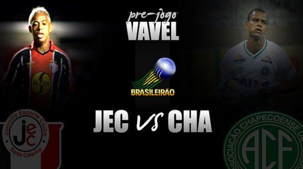 Pré-jogo: Após adiamento da partida, Joinville tenta continuar reação contra Chapecoense