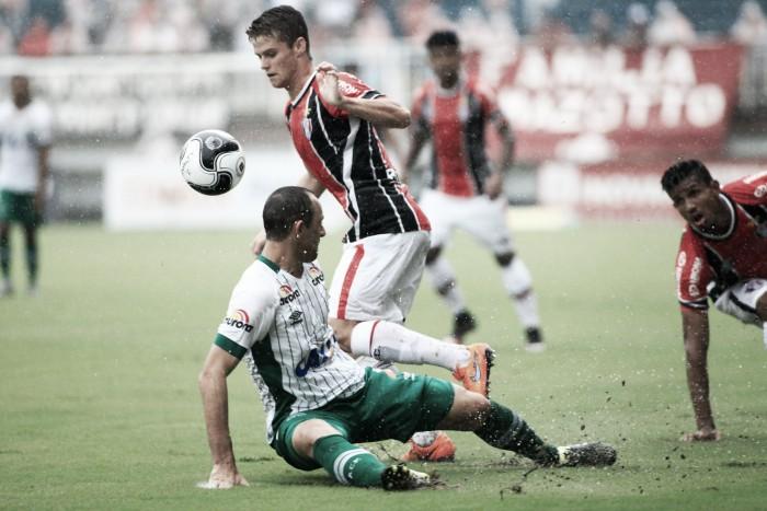 Joinville tenta abrir vantagem contra Chapecoense em sua terceira final consecutiva