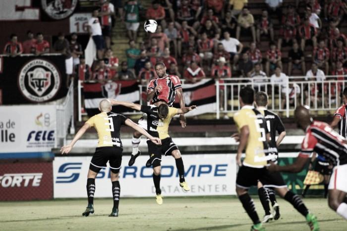 Defendendo tabu, Joinville recebe Criciúma no primeiro clássico catarinense na Série B