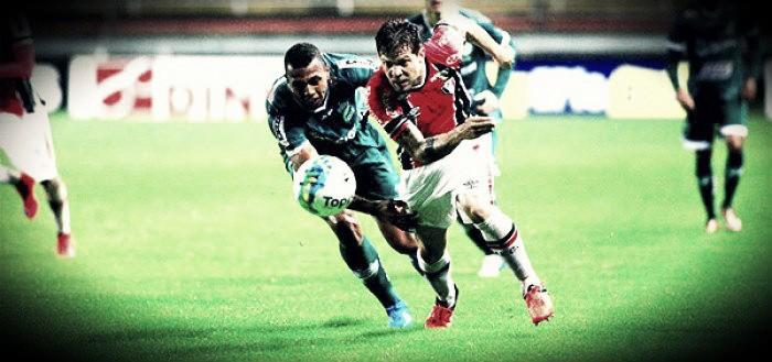 Joinville empata em casa com Luverdense e se complica no Z-4