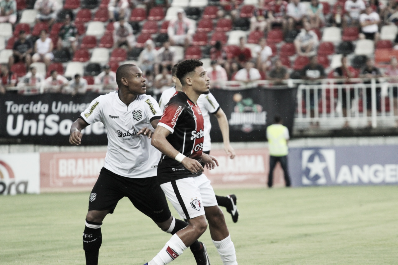 Gols e melhores momentos Figueirense 2 a 1 Joinville
