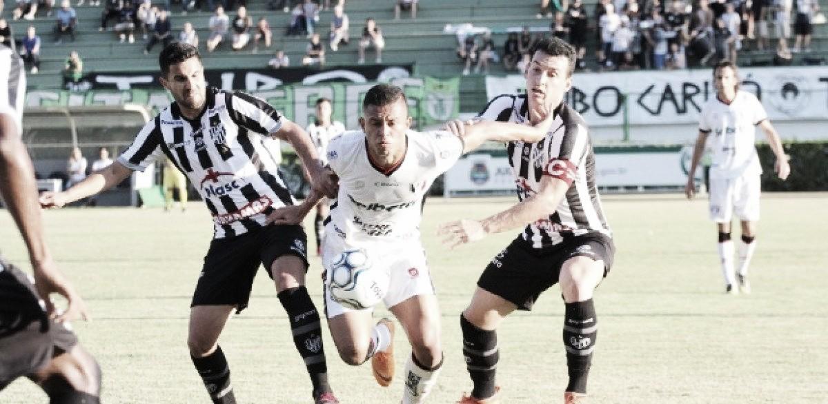 Quatro anos, três quedas: Joinville perde para Tupi e cai para Série D três anos após jogar Série A