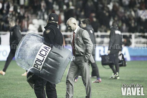 Paco Jémez despedirá la temporada desde el banquillo
