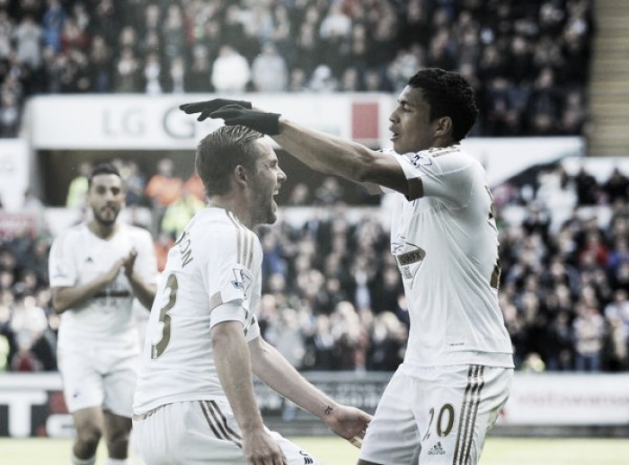 Swansea City 1-0 Chelsea: Swans player ratings as Montero shines again