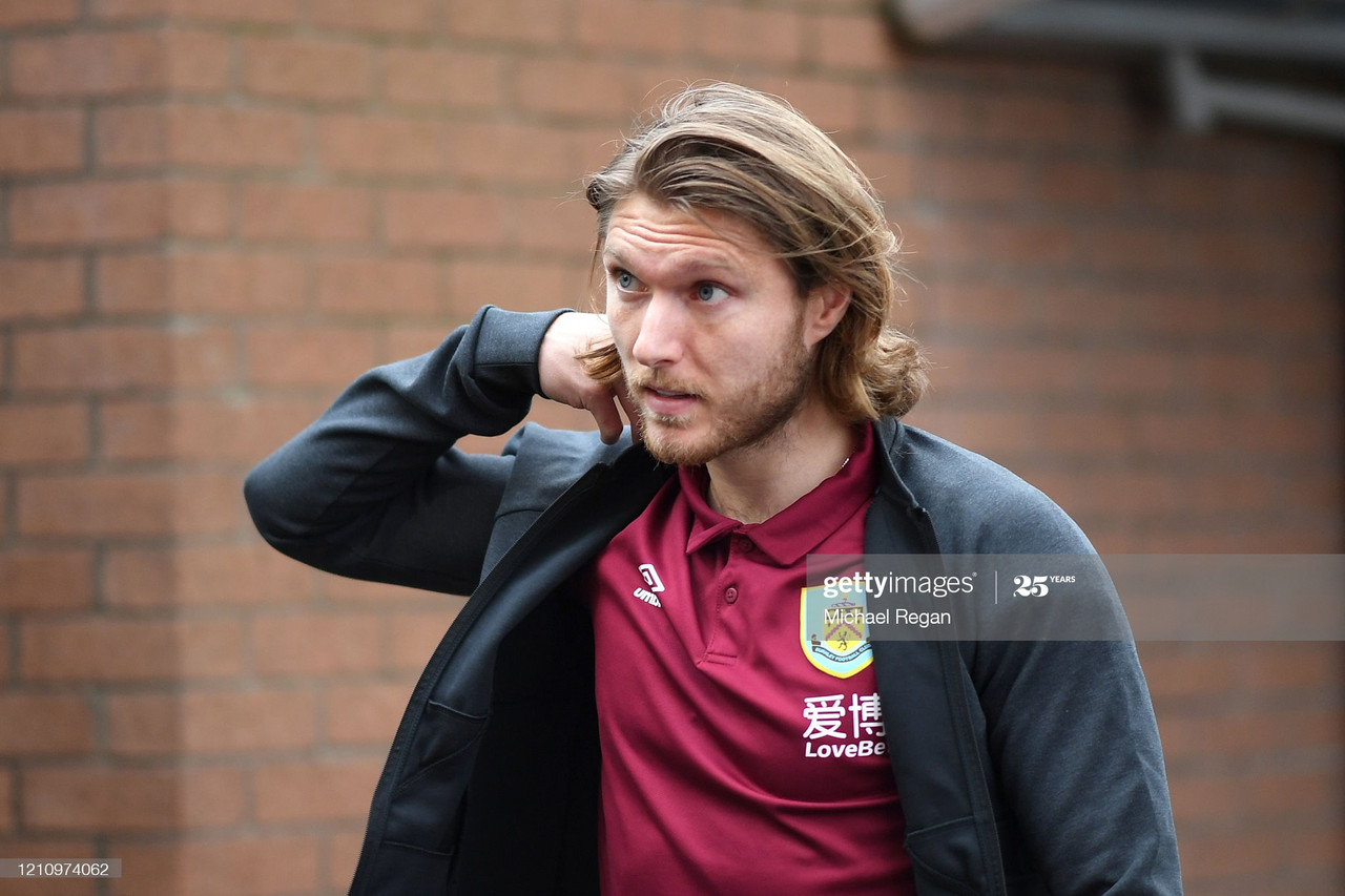 Jeff Hendrick would be welcomed back